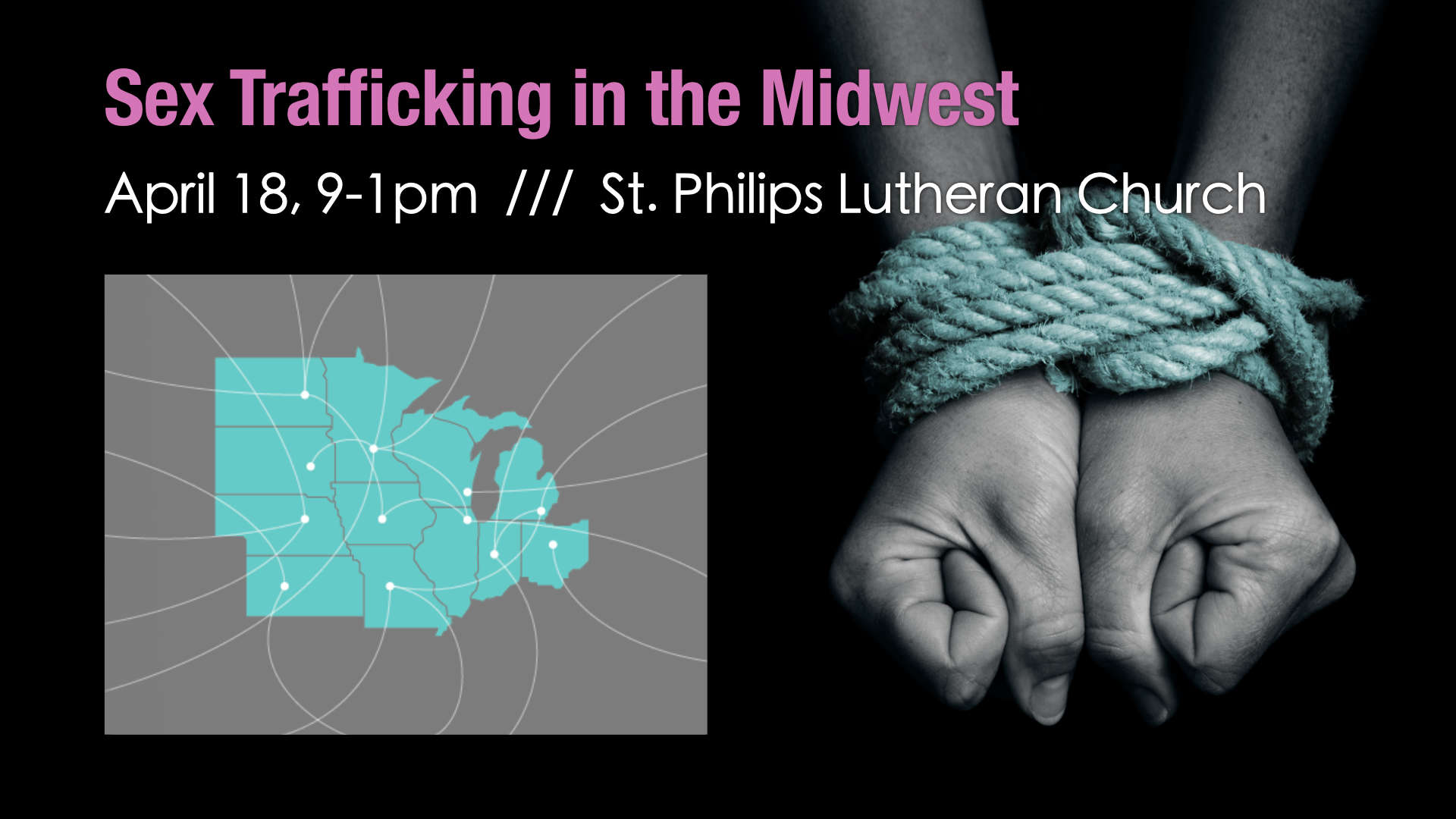 Sex Trafficking in the Midwest Seminar