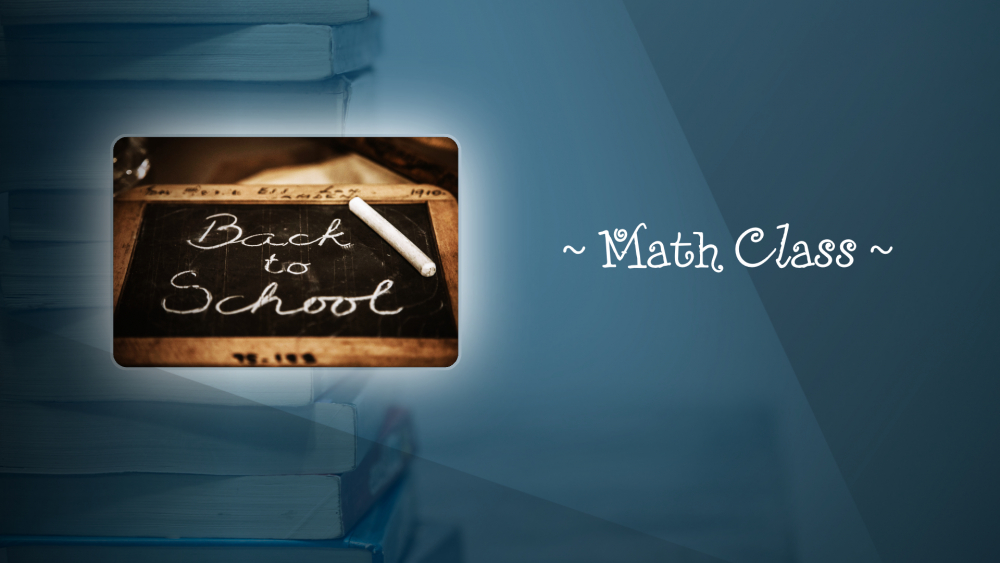 Math Class Image
